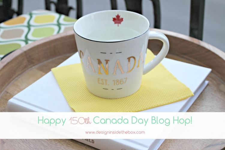 Happy 150th Canada Day Blog Hop!