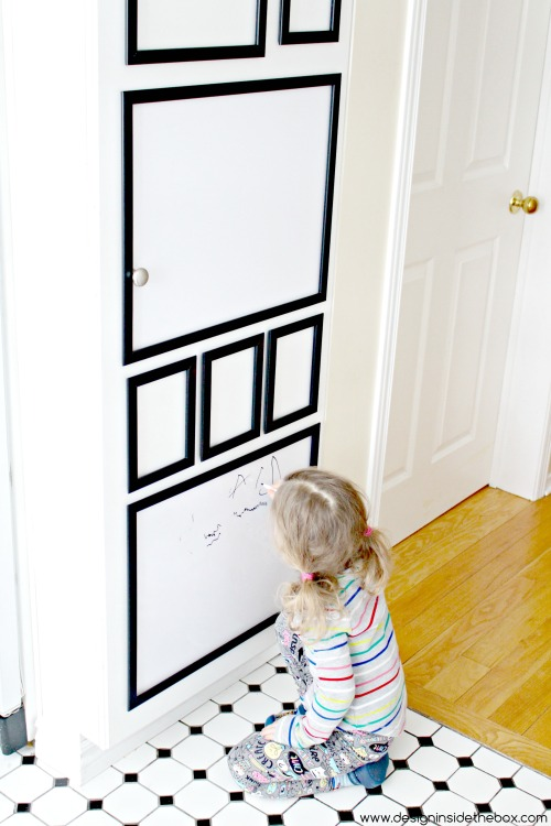Diy White Board A K A Dry Erase Board Design Inside