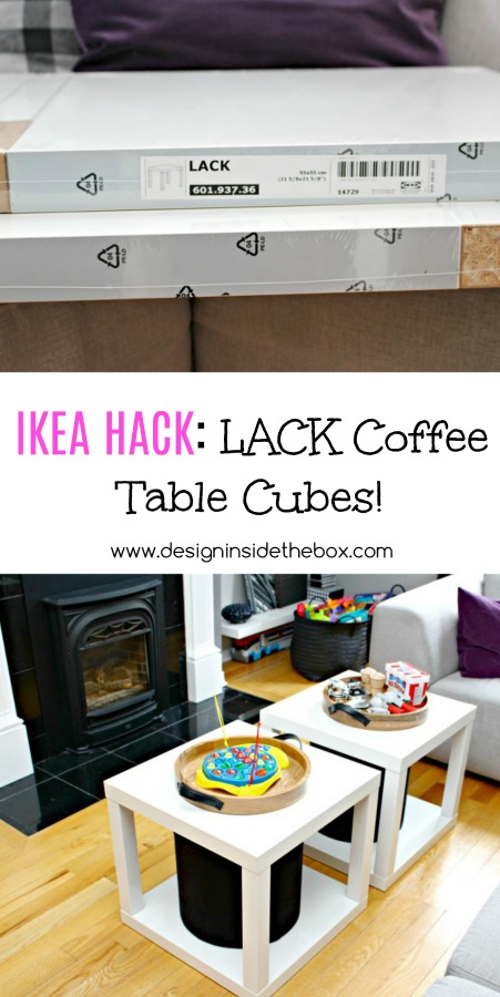 Excellent Diy Design Element Kid Friendly Coffee Table Ikea Hack Home Interior And Landscaping Transignezvosmurscom